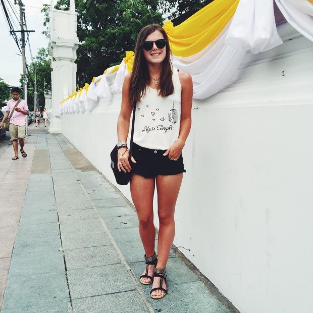 Bangkok by feet