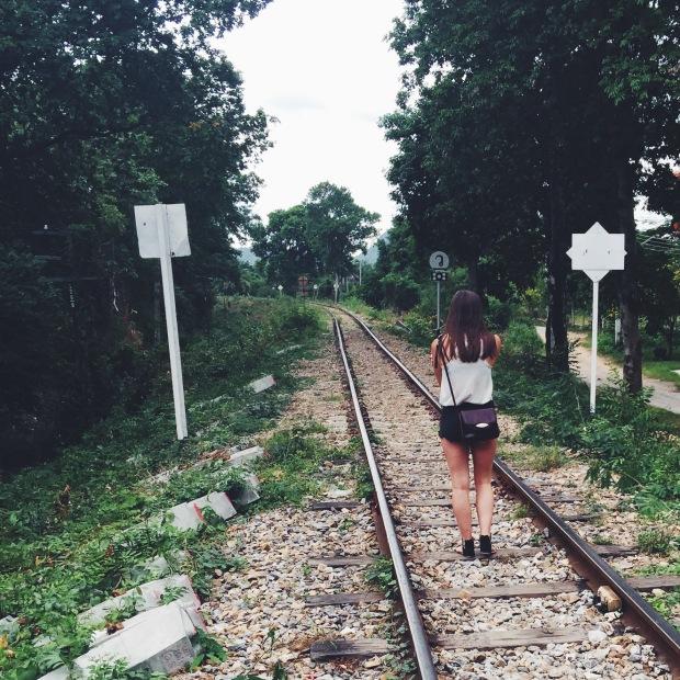 The rails
